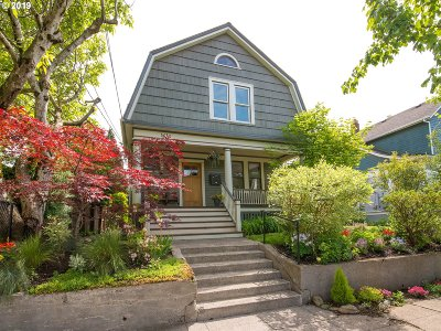 Single Family Home For Sale: 3616 N Borthwick Ave