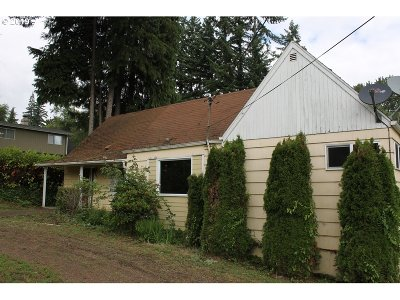 Cowlitz County Single Family Home For Sale: 831 Nevada Dr