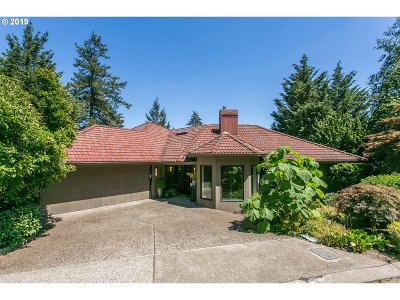 Lake Oswego Single Family Home For Sale: 35 Hidalgo St