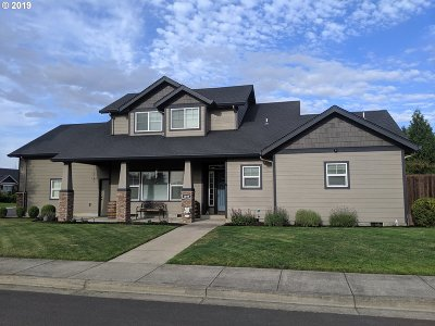 Junction City Single Family Home For Sale: 1095 Prairie Meadows Ave