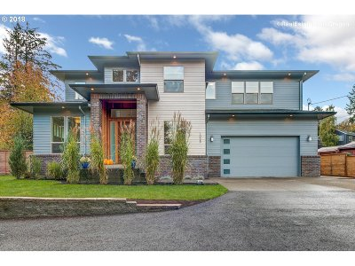 Single Family Home For Sale: 7035 SW 49th Ave