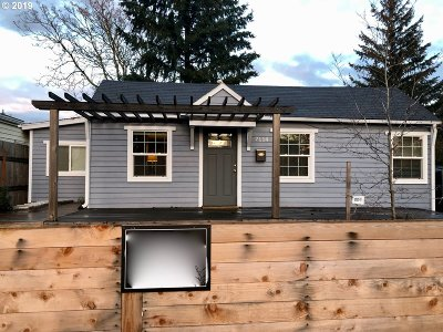 Single Family Home For Sale: 7114 SE 70th Ave