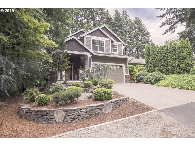 Tigard Single Family Home For Sale: 11486 SW Fonner St