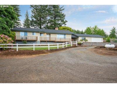 Beavercreek Single Family Home For Sale: 19817 S Butte Rd