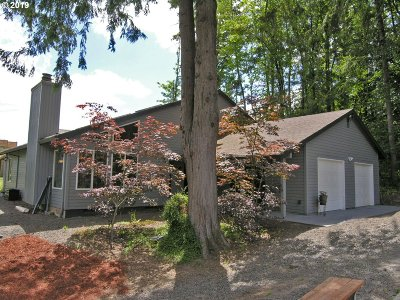 Beaverton Single Family Home For Sale: 17336 SW Kemmer Rd