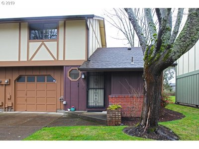 Eugene Condo/Townhouse For Sale: 1325 City View St