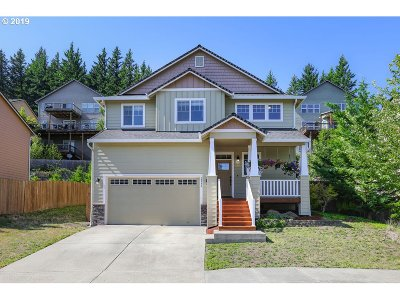 Washougal Single Family Home For Sale: 2556 48th St