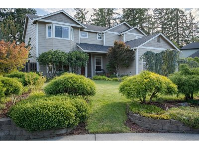 Ridgefield Single Family Home For Sale: 1903 N 5th Way