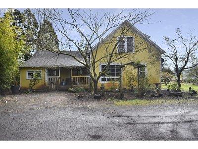 Oregon City Single Family Home For Sale: 21640 S Beavercreek Rd
