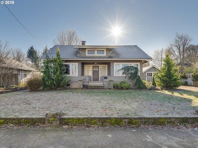 Canby Single Family Home For Sale: 405 SW 3rd Ave