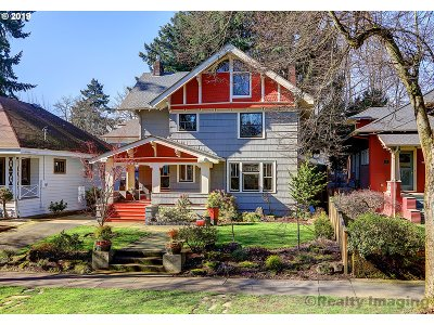 Single Family Home For Sale: 2601 NE 17th Ave