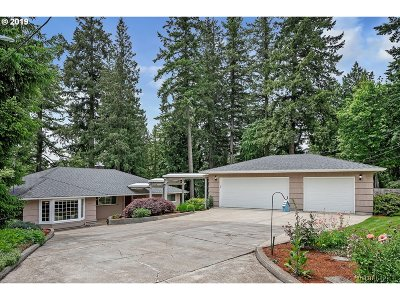 Tigard Single Family Home For Sale: 16740 SW 108th Ave