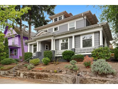 Single Family Home For Sale: 3108 N Williams Ave