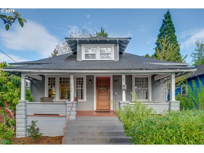 Single Family Home For Sale: 4904 NE 29th Ave