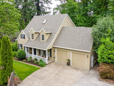 West Linn Single Family Home For Sale: 3652 Robin View Dr
