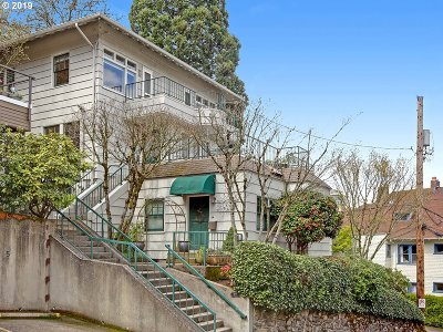 Portland Condo/Townhouse For Sale: 821 SW Green Ave