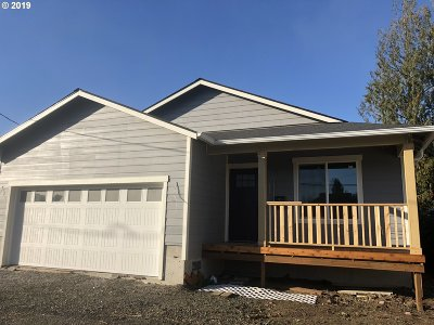 Sheridan Single Family Home For Sale: 539 NW Yamhill St