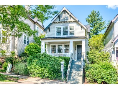 Portland Condo/Townhouse For Sale: 9834 NW Justus Ln