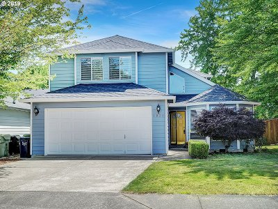 Beaverton Single Family Home For Sale: 1020 SW 177th Ter