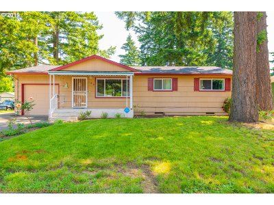 Single Family Home For Sale: 184 NE 168th Ave