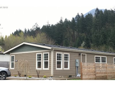 Hood River County Multi Family Home For Sale: 12 SW Ruckel St