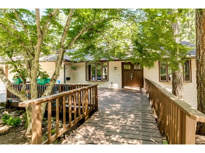 Single Family Home For Sale: 1775 Cameo Dr
