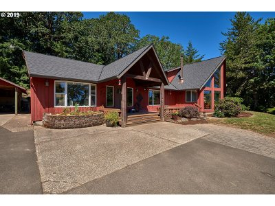 McMinnville Single Family Home For Sale: 16345 SW Masonville Rd
