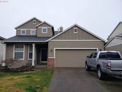 Woodburn Single Family Home For Sale: 559 Ironwood Ter