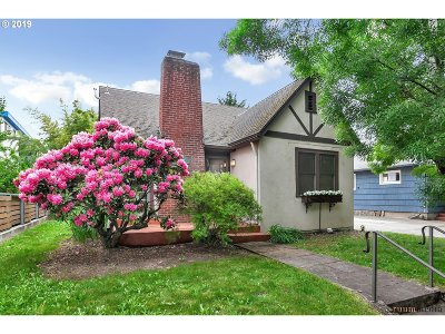 Single Family Home For Sale: 2524 SE 31st Ave