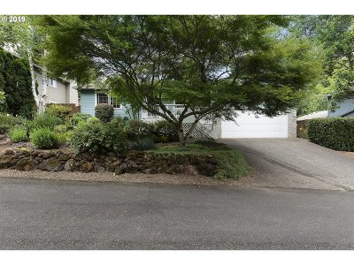 West Linn Single Family Home For Sale: 4358 Riverview Ave