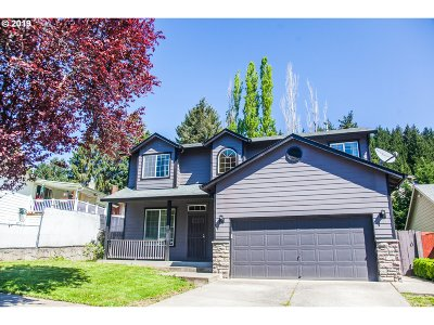 Gresham Single Family Home For Sale: 3461 SW 2nd St