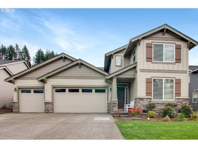 Camas Single Family Home For Sale: 2214 NW 42nd Ave