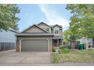 Beaverton Single Family Home For Sale: 14795 NW Yellowstone Ct