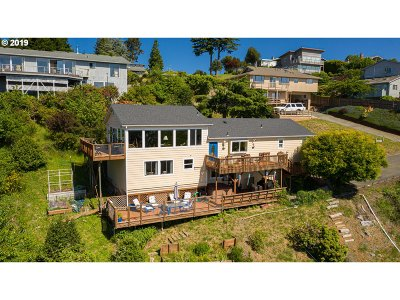 Coos Bay Single Family Home For Sale: 605 N 4th Ct