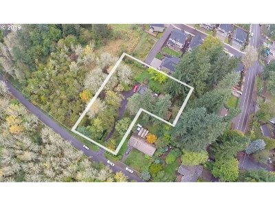 Lake Oswego Residential Lots & Land For Sale: 19415 Sycamore Ave