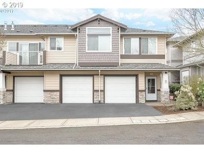 Beaverton Condo/Townhouse For Sale: 15110 SW Mallard Dr
