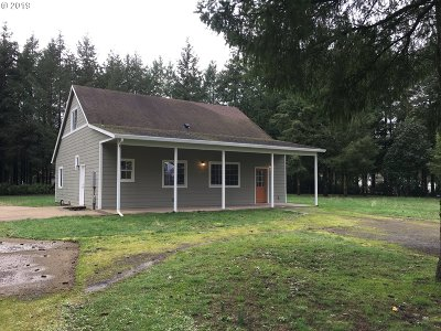 Dayton Single Family Home For Sale: 14220 SE Foster Rd