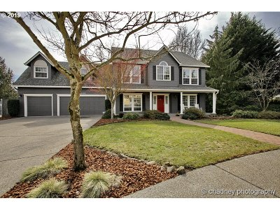 Vancouver Single Family Home For Sale: 16405 NE 38th St