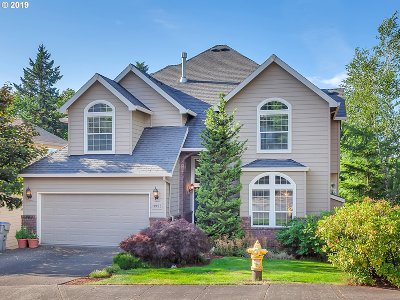 Tigard Single Family Home For Sale: 11955 SW Treeview Ct