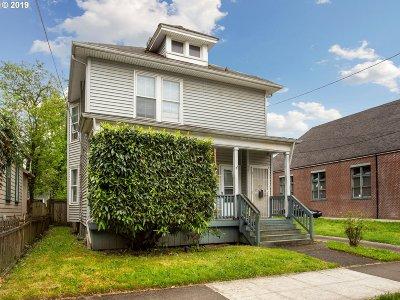 Clackamas County, Multnomah County, Washington County Multi Family Home For Sale: 70 NE Morris St