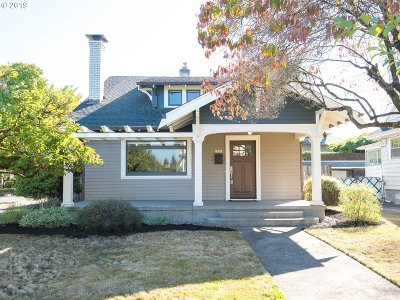 Single Family Home For Sale: 2852 NE 56th Ave