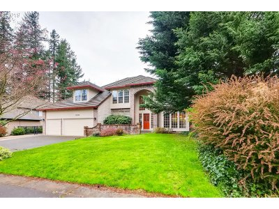 Vancouver Single Family Home For Sale: 16814 SE 38th Cir