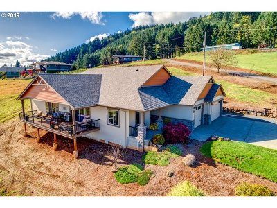 Newberg Single Family Home For Sale: 18105 NE Bald Peak Rd
