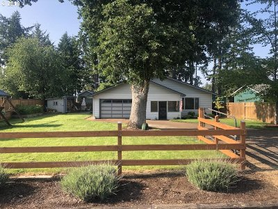 Cottage Grove, Creswell Single Family Home For Sale: 36227 Enterprise Rd