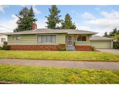 Portland Single Family Home For Sale: 5403 N Harvard St