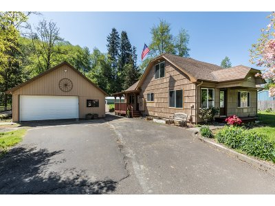 Scappoose Single Family Home For Sale: 31910 Raymond Creek Rd