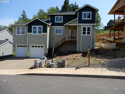 Estacada Single Family Home For Sale: 1160 NE Cascadia Ridge Dr