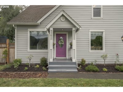 Woodland Single Family Home For Sale: 1655 Lewis River Rd