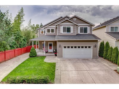Washougal Single Family Home For Sale: 1571 N 22nd St