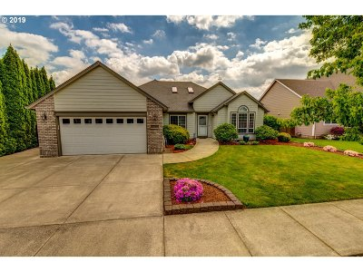 Wilsonville, Canby, Aurora Single Family Home For Sale: 1701 SE 10th Ave